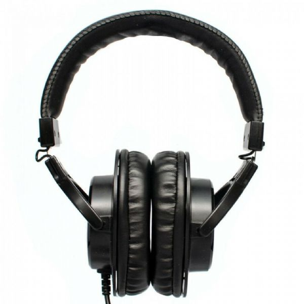 CAD SESSIONS 210 STUDIO HEADPHONES ~ BLACK - MH210
